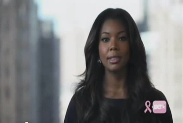 BET Gabrielle Union Clip