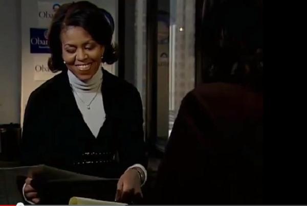 Michelle Obama Clip